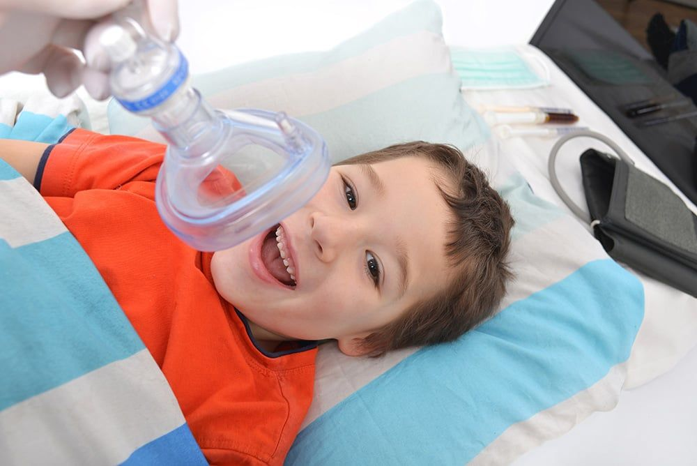 Sedation Dentist Stockton: What Is a General Anesthesia