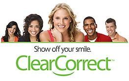 ClearCorrect Invisible Braces